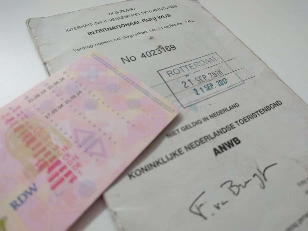 Internationaal rijbewijs (IRB) is verplicht in Nieuw Zeeland!