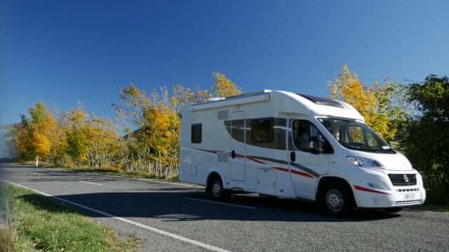 Seeker camper