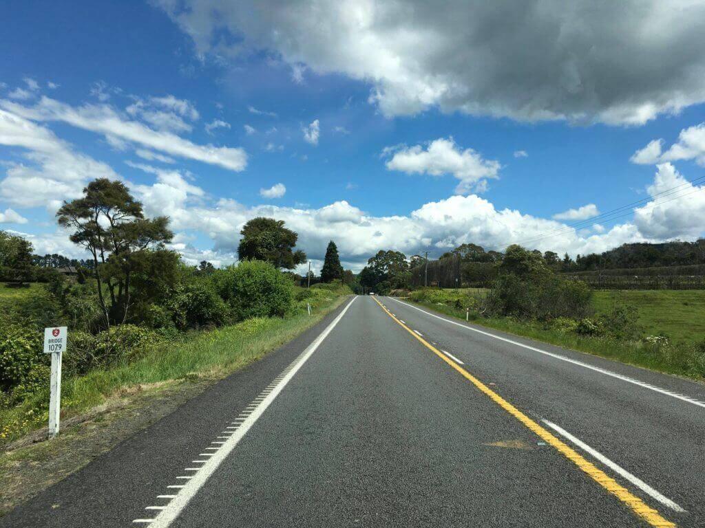 10 thematische wegen door Nieuw Zeeland.