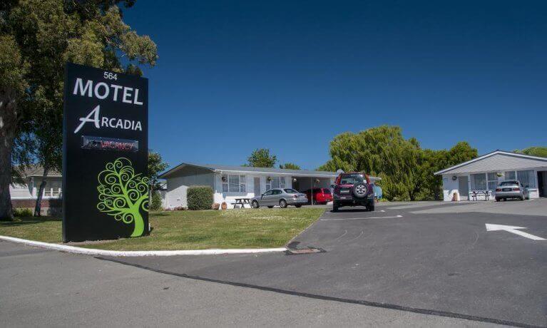 Zuidereiland Arcadia motel