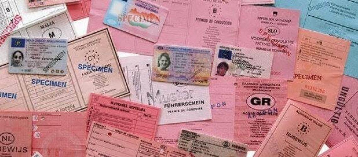Internationaal Rijbewijs