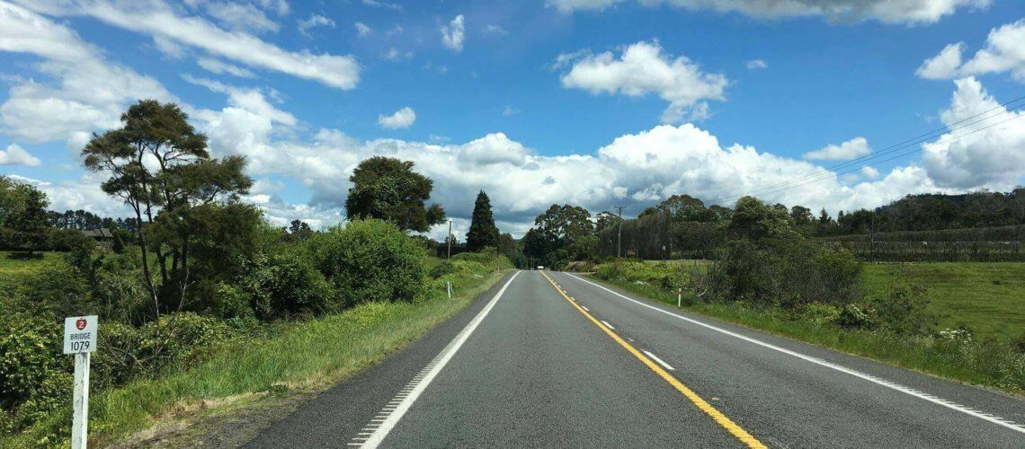 Snelweg Nieuw Zeeland